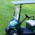 Solar Golfcart