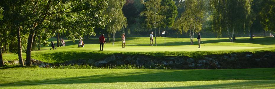 Golfturnier Gedanken