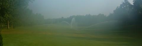 Golfplatz in Hence Ungarn